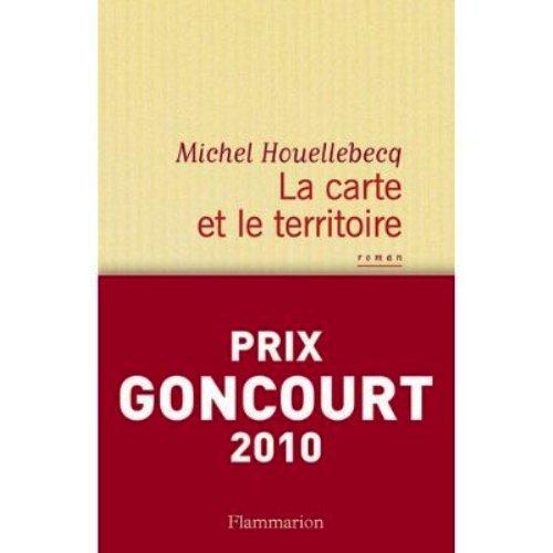9780320080333: La carte et le territoire - PRIX GONCOURT 2010 (French Edition)