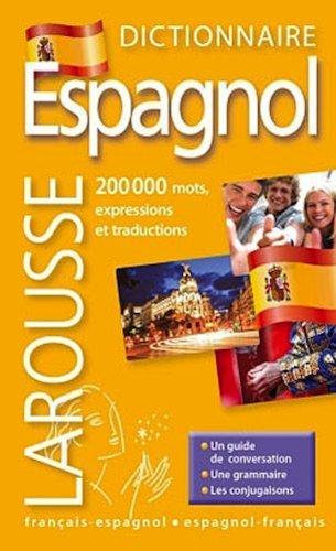 9780320080401: Diccionario Pocket Larousse espagnol - francais / francais-espagnol (Spanish Edition)