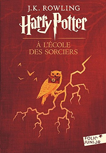 9780320081064: Harry Potter, Tome 1 : Harry Potter a l'ecole des sorciers (French edition of Harry Potter and the Philosopher's Stone)
