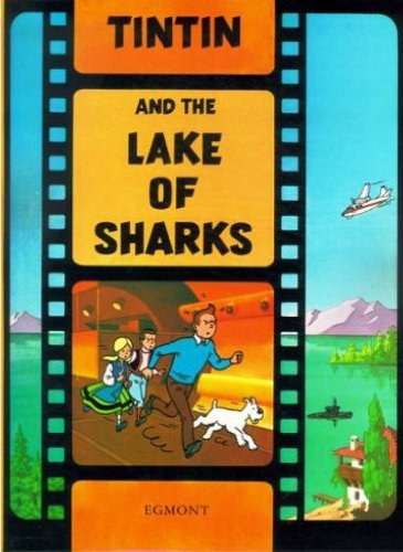 9780320081361: Tintin - Tintin and the Lake of Sharks