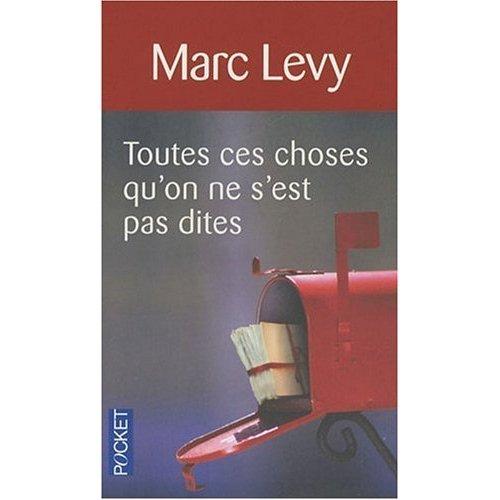 9780320082092: Toutes ces choses qu'on ne s'est pas dites (French Edition)