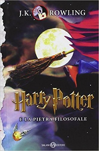 9780320082603: Harry Potter Collection in Italian - 7 volumes (Italian Edition)