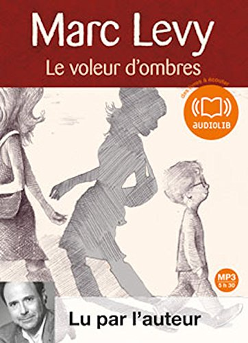9780320096211: Le voleur d'ombres Audiobook PACK [Book + 1 CD MP3] (French Edition)