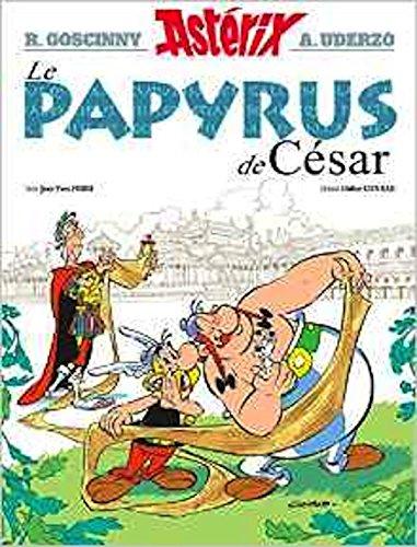 9780320096464: Asterix - Le Papyrus de Cesar - N°36 (French Edition)