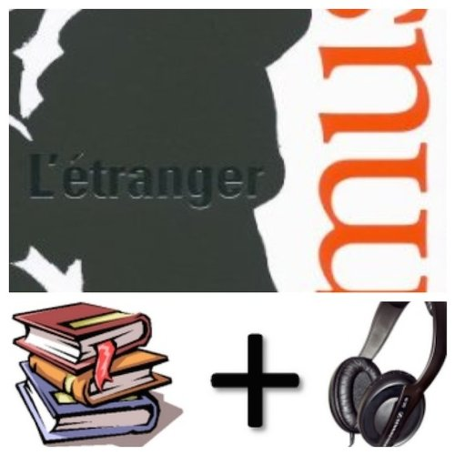 9780320099731: L' Etranger lu par Camus Audiobook PACK [Book + 3 CD] (French Edition)