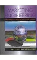 9780321001948: Marking Engineering: Computer-Assisted Marketing Analysis and Planning