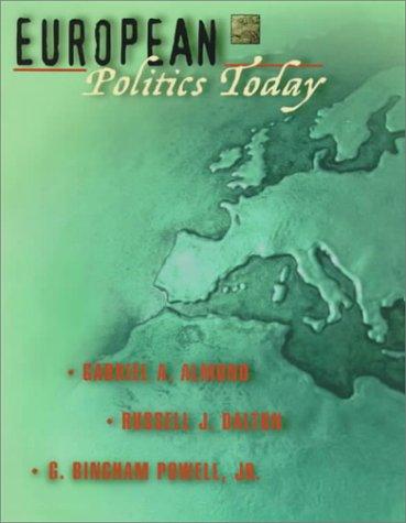 9780321002815: European Politics Today (Longman Series in Comparative Politics)