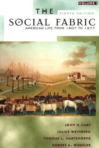 Social Fabric: Thomas L. Hartshorne;