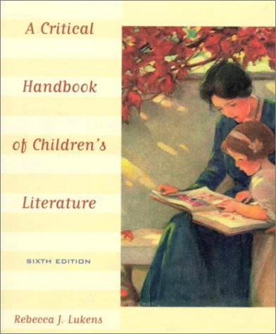 9780321003614: A Critical Handbook of Children's Literature (6th Edition)