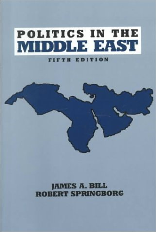 9780321005373: Politics in the Middle East (5th Edition)