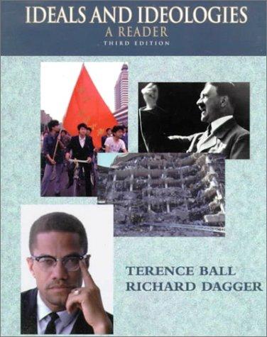 9780321005397: Ideals and Ideologies: A Reader