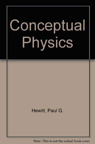 9780321009210: Conceptual Physics