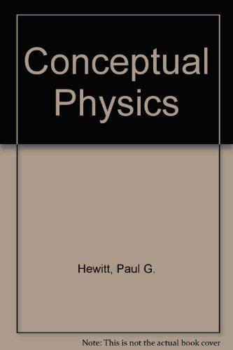 9780321009210: Conceptual Physics
