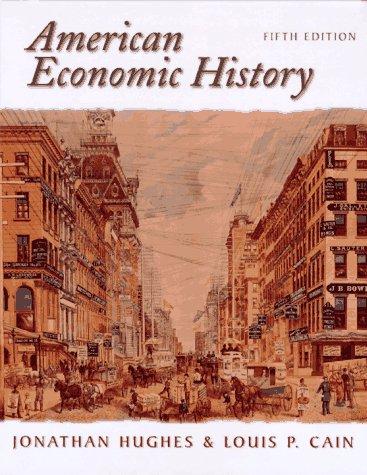 9780321011435: American Economic History (5th Edition)