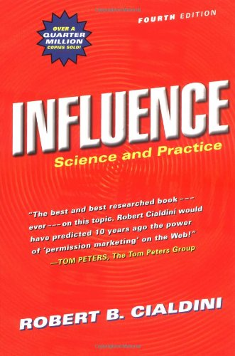 9780321011473: Influence: Science and Practice