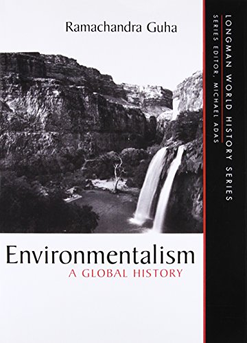 9780321011695: Environmentalism: A Global History