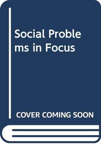 9780321011787: Social Problems in Focus