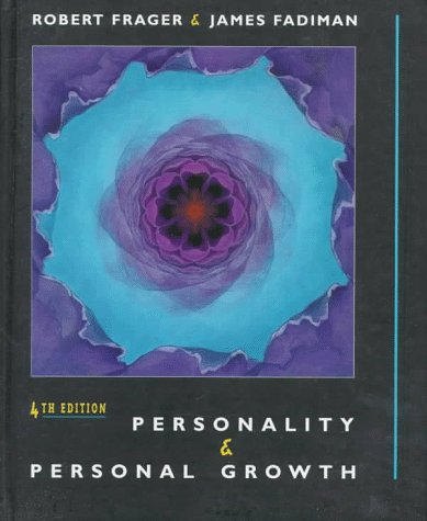 9780321011923: Personality and Personal Growth