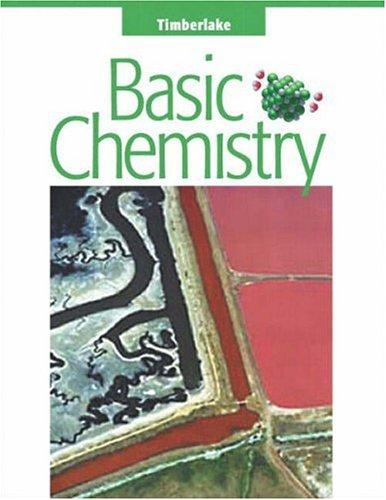 9780321012340: Basic Chemistry