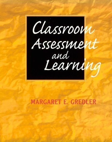 9780321013354: Classroom Assessment and Learning