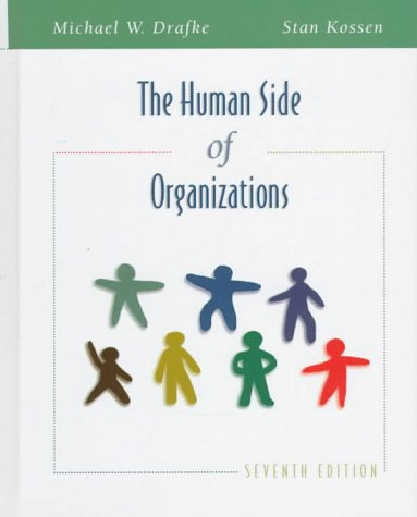 9780321014054: The Human Side of Organizations