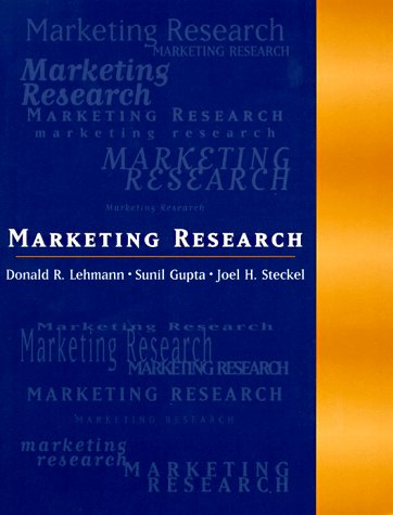 9780321014160: Marketing Research