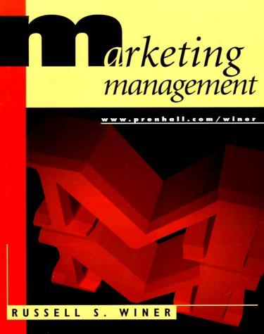 9780321014214: Marketing Management
