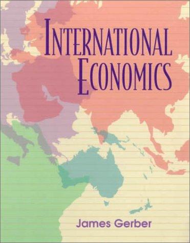9780321014344: International Economics (Addison-Wesley Series in Economics)