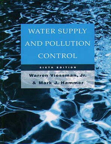 9780321014603: Water Supply and Pollution Control