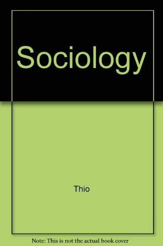 9780321014665: Sociology (5th Edition)