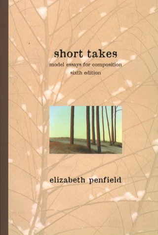 short takes model essays for composition 8th edition
