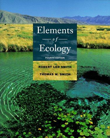 9780321015181: Elements of Ecology