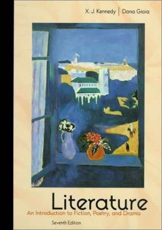 9780321015570: Literature: An Introduction to Fiction, Poetry, and Drama (7th Edition)