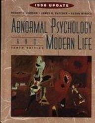 9780321016812: Abnormal Psychology and Modern Life