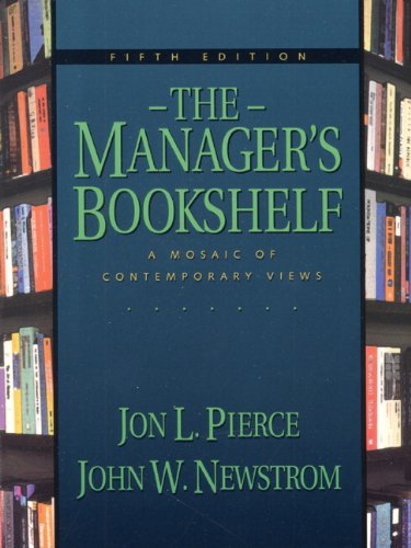 9780321017147: The Manager's Bookshelf: A Mosaic of Contemporary Views