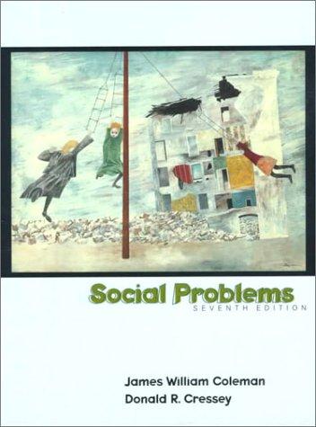 9780321018489: Social Problems