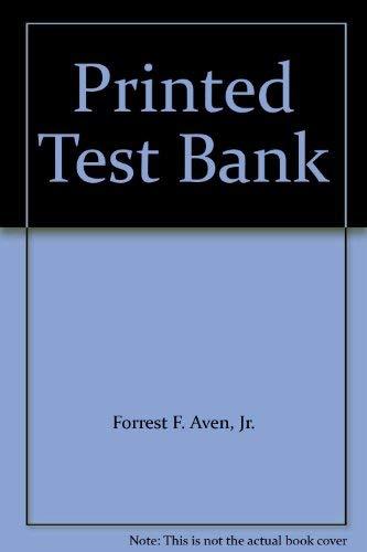 9780321019028: Printed Test Bank