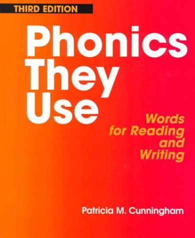 9780321020550: Phonics They Use: Words for Reading and Writing (3rd Edition)