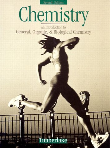9780321021717: Chemistry: An Introduction to General, Organic, and Biological Chemistry