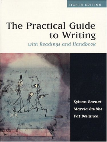 9780321023919: The Practical Guide to Writing with Readings and Handbook (8th Edition)