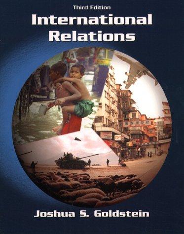 9780321025524: International Relations