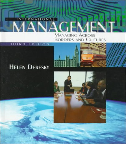 9780321028297: International Management: Managing Across Borders and Cultures (Mellen Studies in Economics)
