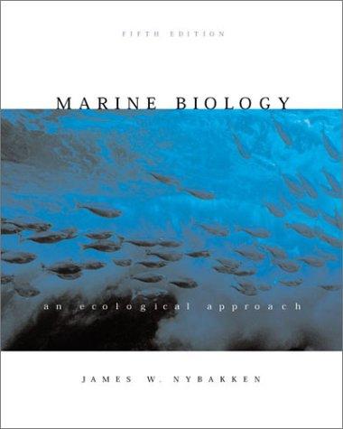 9780321030764: Marine Biology: An Ecological Approach