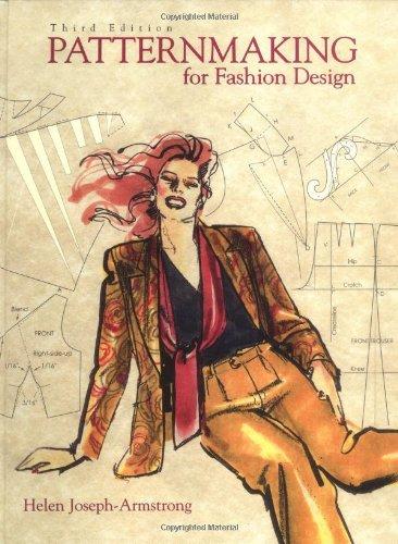 9780321034236: Patternmaking for Fashion Design