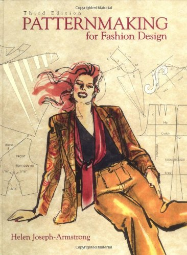Helen Joseph Armstrong Patternmaking Fashion Design Abebooks