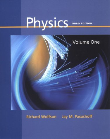 9780321035738: Physics - for Scientists and Engineers, Volume 1 (3rd edition)