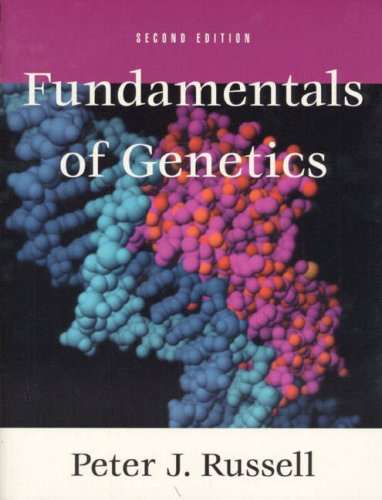 9780321036261: Fundamentals of Genetics