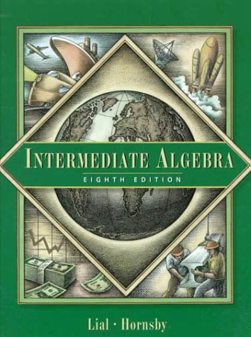 9780321036469: Intermediate Algebra (8th Edition)