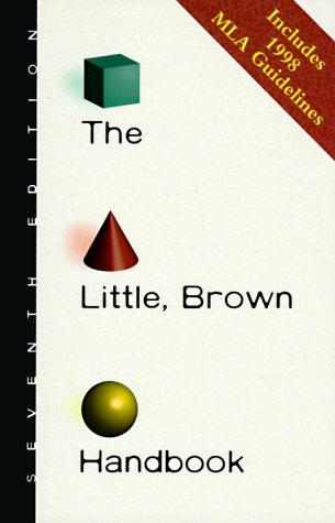9780321037978: The Little, Brown Handbook