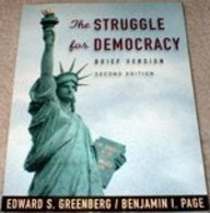 9780321038159: The Struggle for Democracy
